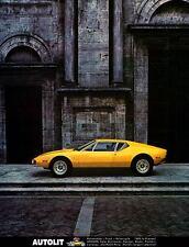 1971 DeTomaso Pantera Automobile Photo Poster zc3036-P5EIPZ