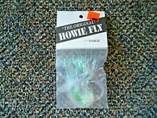 """Vintage """" The Original """" Large Howie Fly For Salmon / Other Fish """" Great Item """""""