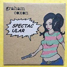 Graham Coxon (Blur) - Spectaculaires - Pochette Carte - Promo CD