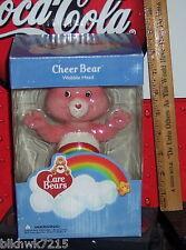CARE BEARS CHEER BEAR WOBBLE HEAD LIMITED EDITION