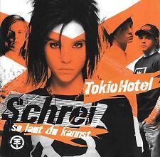 TOKIO HOTEL - Schrei - So laut du kannst - 17 Tracks