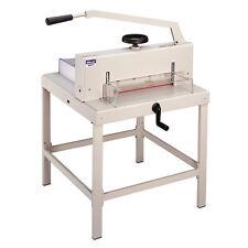 Guillotine Manual Paper Cutter 3971 Heavy Duty Finishing Equipment Bindery