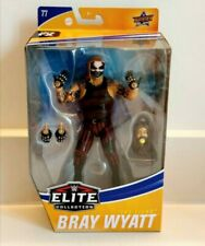 New WWE THE FIEND BRAY WYATT MASK MATTEL Elite Series 77 Wrestling Figure