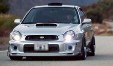 RPG Bugeye Bumper Foglight Brake Cooling Ducts for 02-03 Subaru Impreza WRX STi