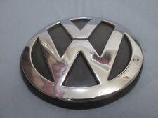 """1999-09 VW MK4 GTI GOLF REAR DECK EMBLEM , 1J6 853 630 A/B , 4-1/2"""" DIA."""