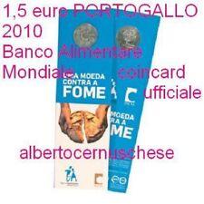 1,5 euro 2010 Portogallo Portugal Banco Alimentare