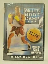 Billy's Boot Camp Mission One Get Started (2006, DVD, All Regions)