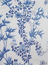 Scalamandre Fabric 'JARDIN DE CHINE' PORCELAIN 1.7 METRES (170cm) 100% Cotton