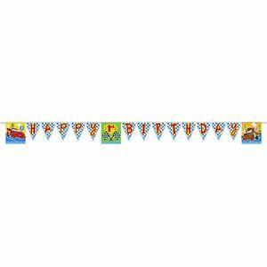 Disney Cars Pixar Movie Cartoon 1st Birthday Party Decoration Plastic Banner