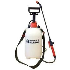 Spear & Jackson 8 litre Pump Action Pressure Sprayer 8LPAPS