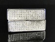 Gioielli da uomo in argento in argento sterling con diamante