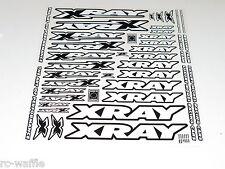 XRA330013 XRAY NT1 2017 SPEC 1/10 CAR DECALS