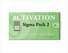 Sigma Pack 2 Activation for Sigma box and Sigma Dongle for Motorola Sony...
