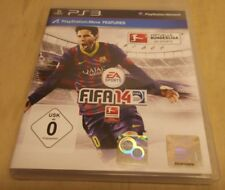 PlayStation 3 PS 3 Game FIFA 14 Age 0 Blu-ray Disc SOCCER BUNDESLIGA