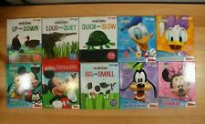 MY FIRST SMART PAD Books for Children! Eric Carle, Disney Lot of 10! FREE SHIP!