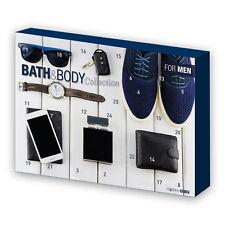 itenga Männer Adventskalender gefüllt Bath & Body for Men Pflegeprodukte Beauty