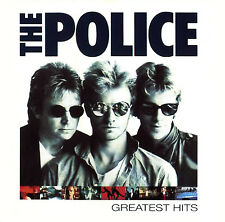 THE POLICE ( NEW SEALED CD ) GREATEST HITS  / VERY BEST OF ( STING / ROXANNE )