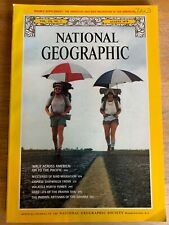 National Geographic August 1979 Walk America,North Yemen,Inadan,Prairie Dogs