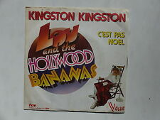 45 tours LOU AND THE HOLLYWOOD BANANAS Kingston , kingston 1113