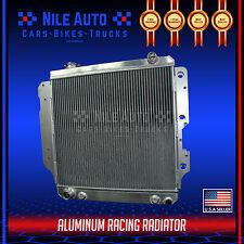 3 ROW RACING FULL ALUMINUM RADIATOR FOR 87-06 JEEP WRANGLER YJ/TJ 2.4L-4.2L