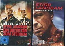 DVD - Stirb langsam 1-5 Komplett / Bruce Willis / John McClane
