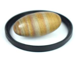 Birthday Gift 19.06 Gram Natural Shiva Lingam Stone 1.50 Inch Narmada River