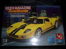 Amt 2005 Ford Gt Model 1/25Th Scale