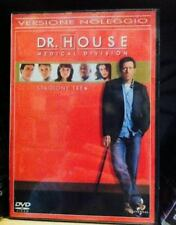 DvD DR. HOUSE Stagione 3 BOX 6 DvD   NEWS