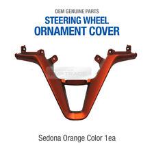 OEM Steering Wheel Ornament Cover Sedona Orange For HYUNDAI 2016-2017 Tucson TL