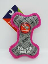 "NEW Vibrant Life Tough Buddy 6.5"" Dog Chew Toy Chew Level 4 Moderate to Heavy"