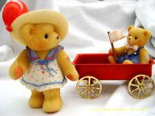 """Cherished Teddy """"Letty with a wagon""""  #351 HMS"""