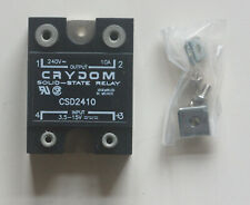 Crydom Csd2410 Ssr Solid State Relay Nib Old Stock 10a 240vac Free Shipping