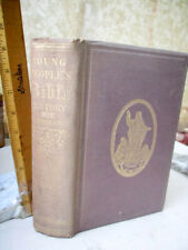 YOUNG PEOPLE'S ILLUSTRATED BIBLE HISTORY,1872,Prof. Alvan BOND