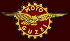 "MOTO GUZZI EAGLE EMBROIDERED PATCH ~4-3/4"" x 2-5/8"" MOTORCYCLE CENTAURO LE MANS"