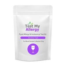 Prova la mia allergia-alcol intolleranza Kit Test