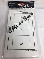 Getz Lacrosse Game Board
