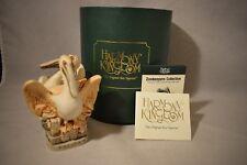 Harmony Kingdom PELL MELL Pelicans AW99PE  Trinket Box 1999 UK  NIB  (a618)