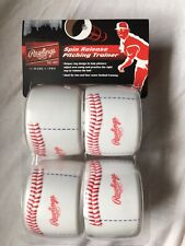 Rawlings Spin Release Pitch Trainer NEW pitching training