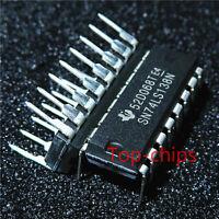 10 PCS SN74LS138N DIP-16 74LS138 74LS138N Decoder/Demultiplexer NEW