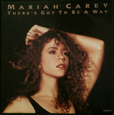 """Mariah Carey - There's Got To Be A Way (7"""")"""