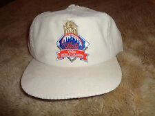 NEW YORK METS  1986 WORLD CHAMPS HAT  MADE IN USA