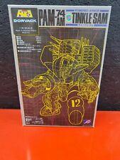Dorvack TINKLE SAM pam-74am 1:24 scale model #24