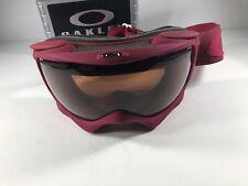 Nice! Oakley Fuchsia Dark Pink Snow/Ski Winter Outdoor Goggles