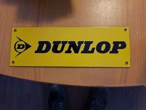 Dunlop Tyre's Quality New Porcelain Enamel Sign