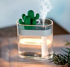 Diffuseur huiles essentielles USB cactus humidificateur électrique pas cher
