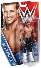 WWE DOLPH ZIGGLER SMACKDOWN MATTEL BASIC SERIES 64 WRESTLING ACTION FIGURE WWF