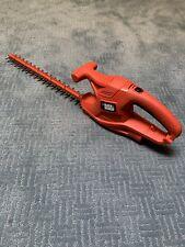 Black & Decker 17'' 3.2 Amp Hedge Bush Shrub Electric Trimmer Cutter TR117 Witho