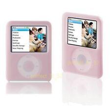 $25 BELKIN Silicone Case F8Z213-PNK  ~3rd Gen Apple IPOD Nano~Lite Pink~NEW