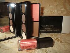 LAURA MERCIER-COLOUR-TO-GO-PORTABLE PALETTE FOR EYES/CHEEKS/LIPS-NATURAL NUDES