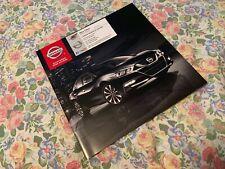 2018 Nissan Maxima Brochure